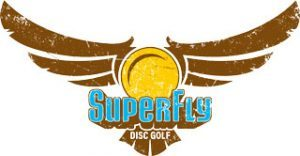 Logo Superfly Disc Golf